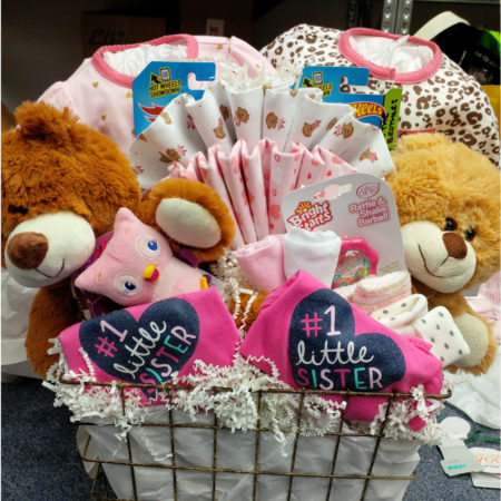Twice as Nice Twins Vancouver Gift Baskets