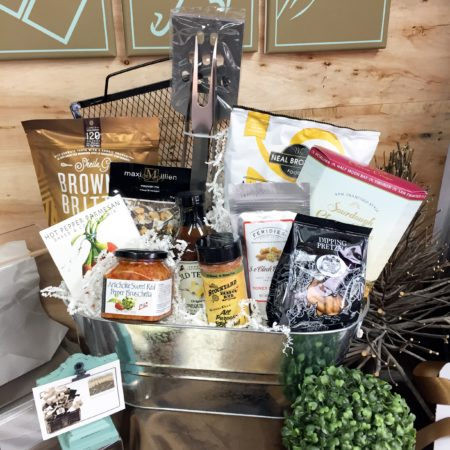 Grill Master Vancouver Gift Basket
