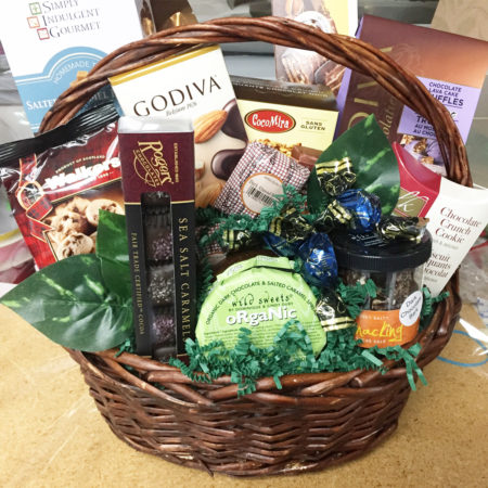 Chocoholic Dreams Vancouver Gift Basket