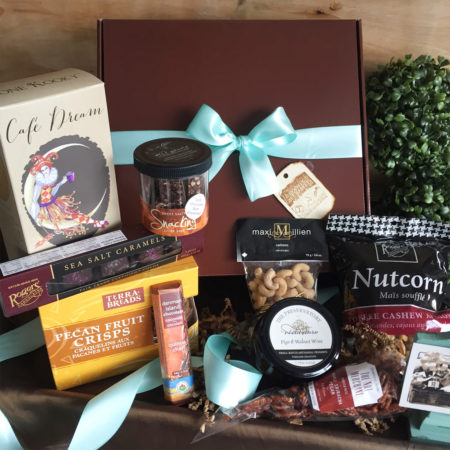 Limited Gourmet Vancouver Gift Box