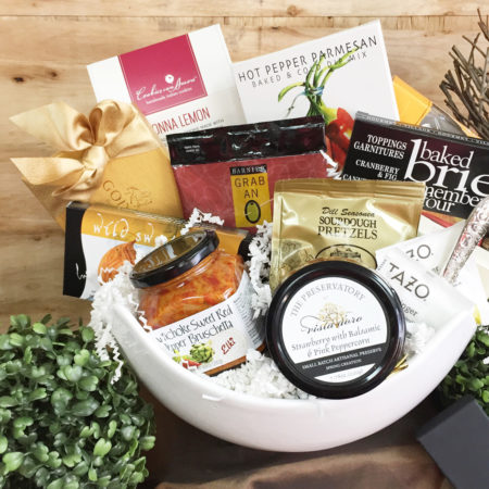 Culinary Dreams Vancouver Gift Baskets