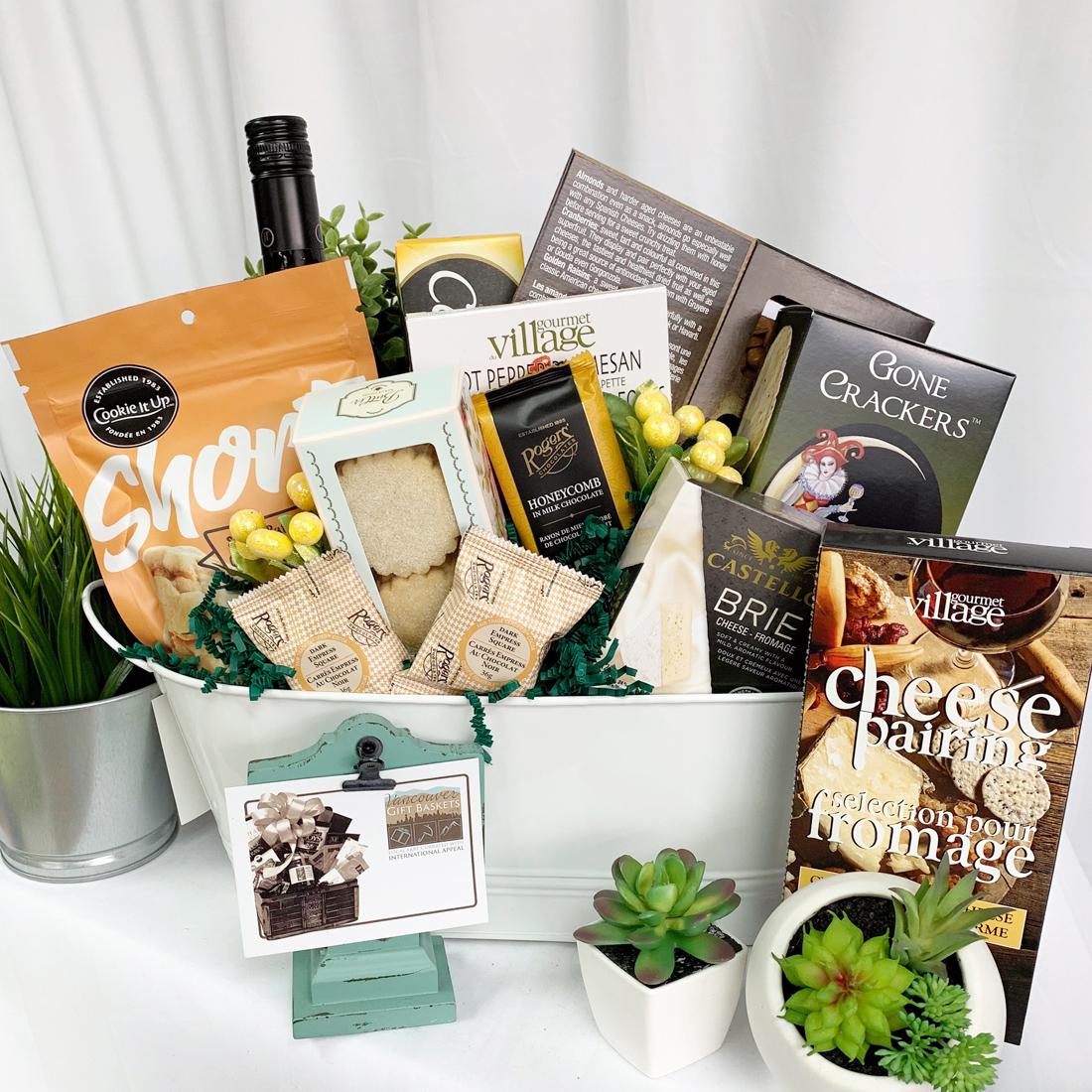 April Showers Gift Basket