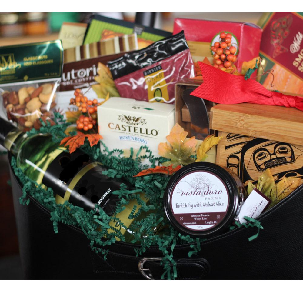 BCs Best Gourmet Vancouver Gift Basket