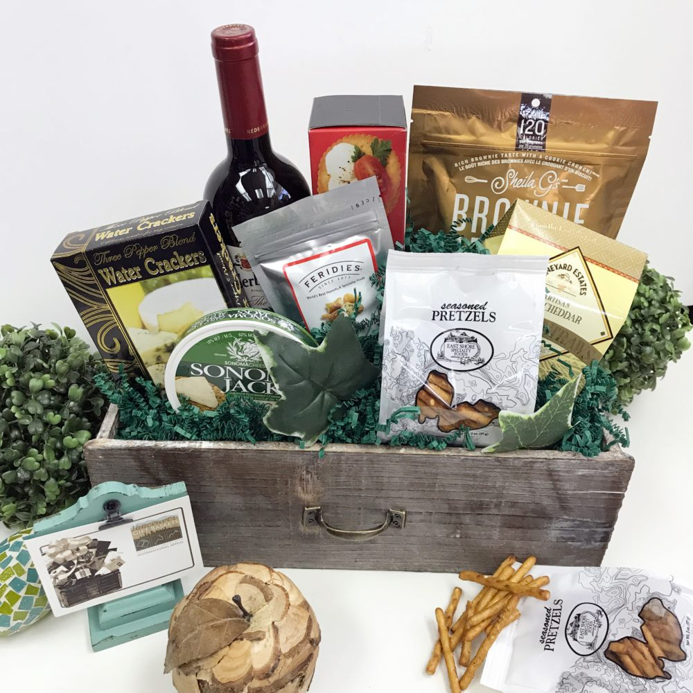 Simply Grateful Vancouver Gift Baskets