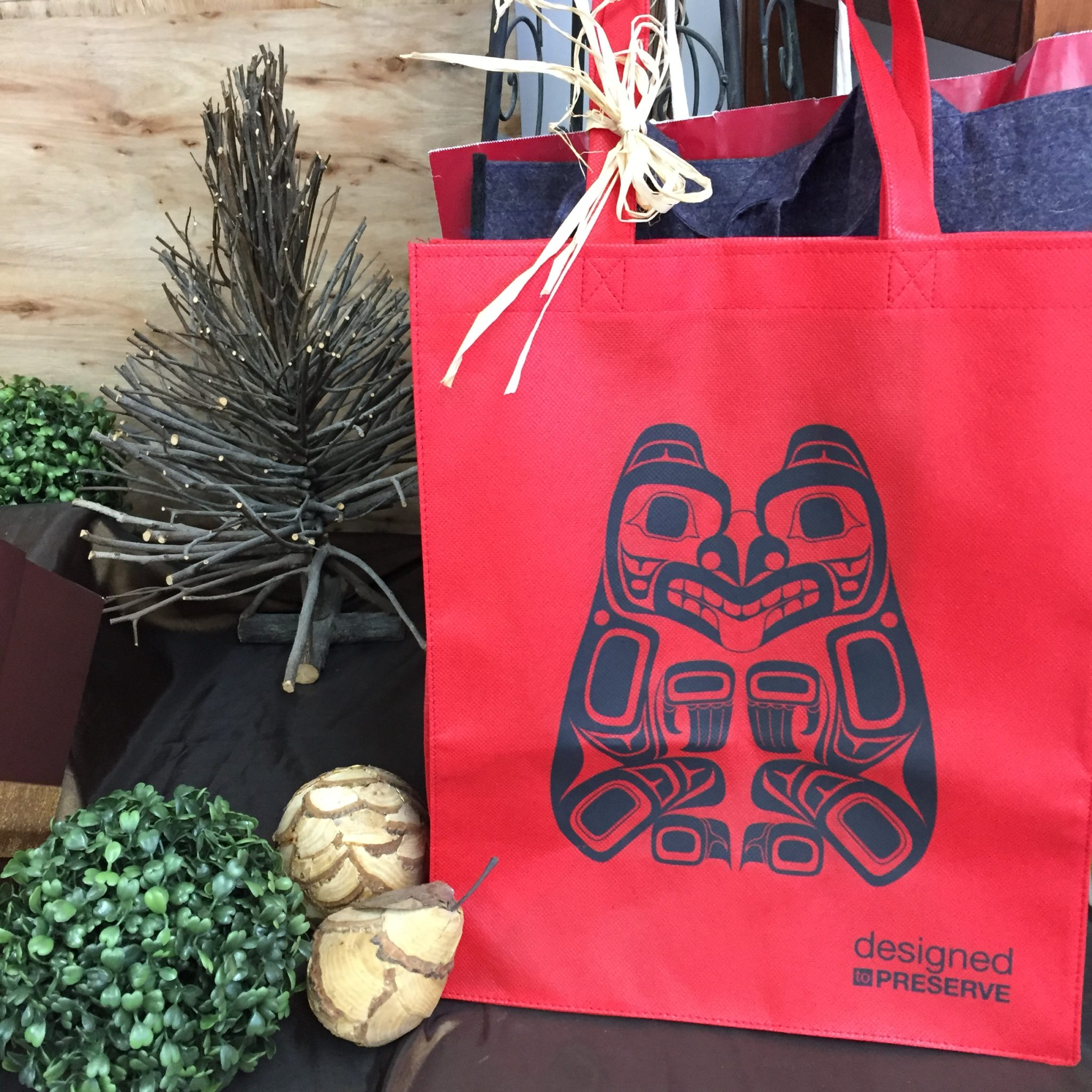 Vancouver Gift Basket Totes for Convention Attendees