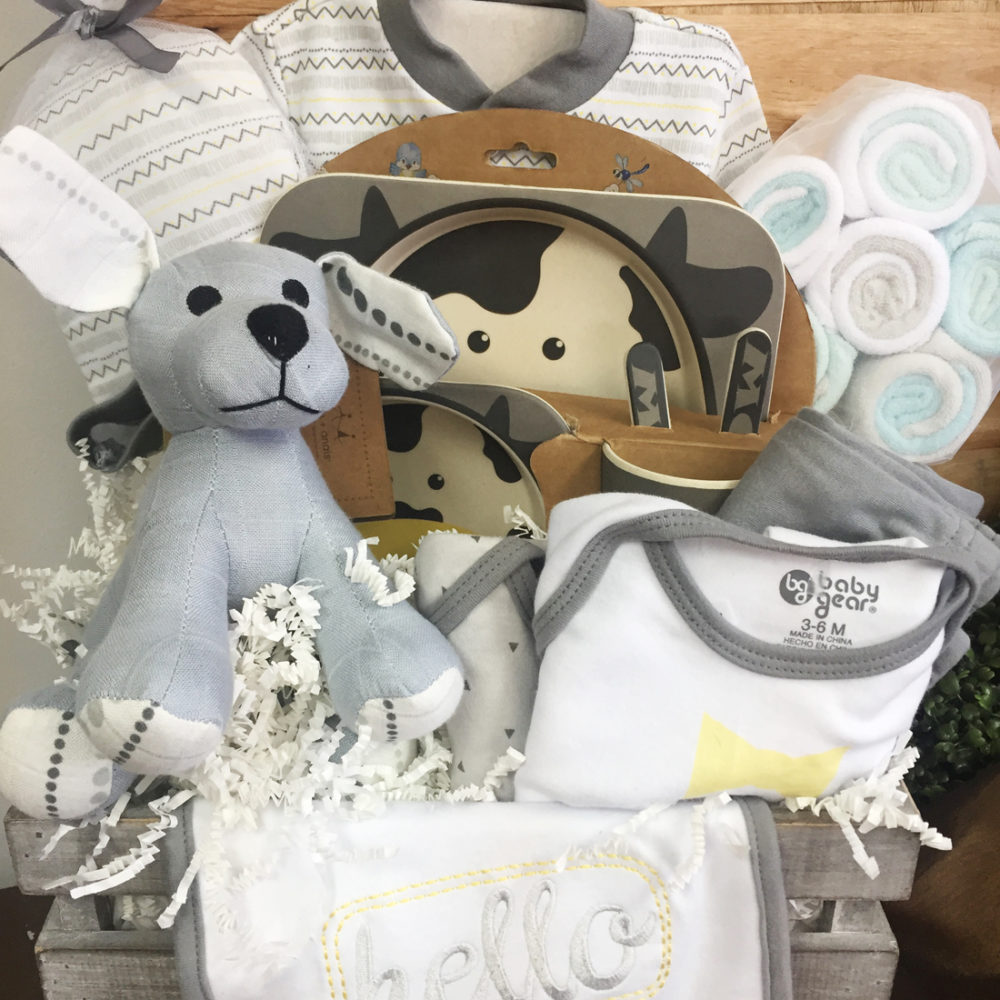 I am new here VancouverGiftBaskets.com