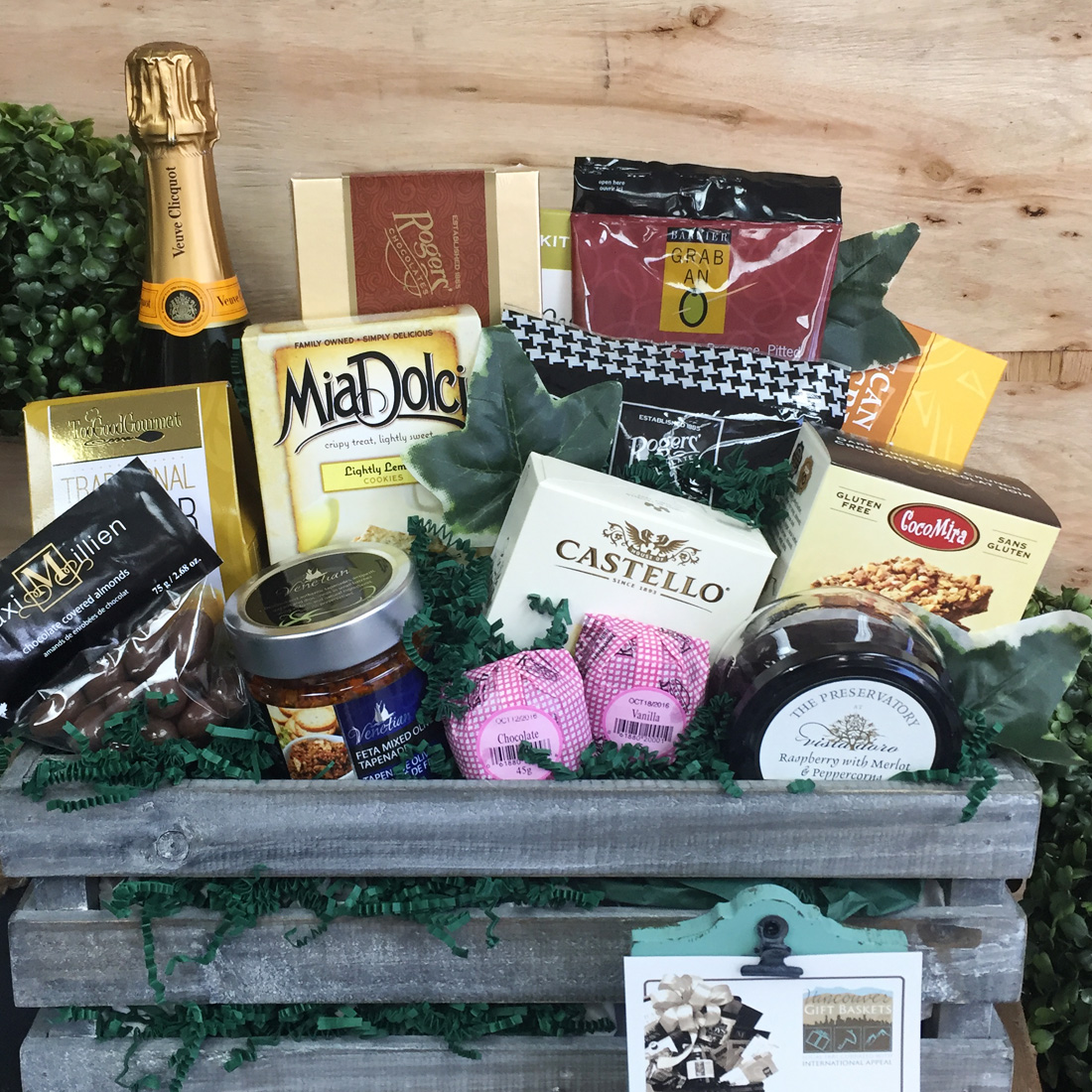 Gourmet Gift Baskets Archives