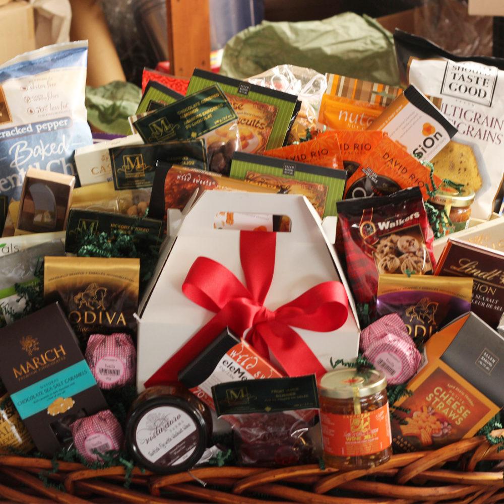 Grande Appreciation Vancouver Gift Basket