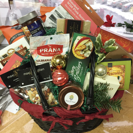 Health Conscious Gift Baskets